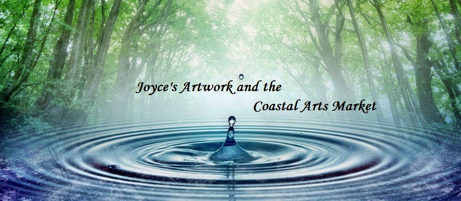 Joyce's Artwork & the Coastal Art Market