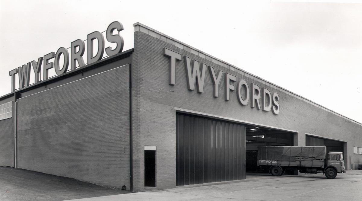 . Twyford Bathrooms