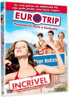 Filme Poster  Eurotrip – Passaporte para a Confusão DVDRip RMVB Dublado-TELONA