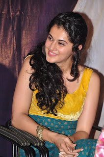 Tapsee Pannu Latest Pictures at Sahasam Telugu Movie Special Show ~ Celebs Next