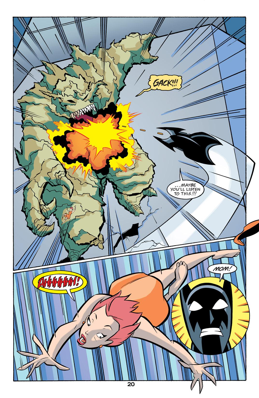 Batman Beyond [II] Issue #24 #24 - English 21
