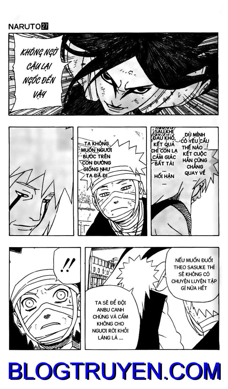 Naruto chap 237 Trang 14 - Mangak.info