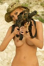 "Ira In ""Ukraine Gun"" At Just Nude"