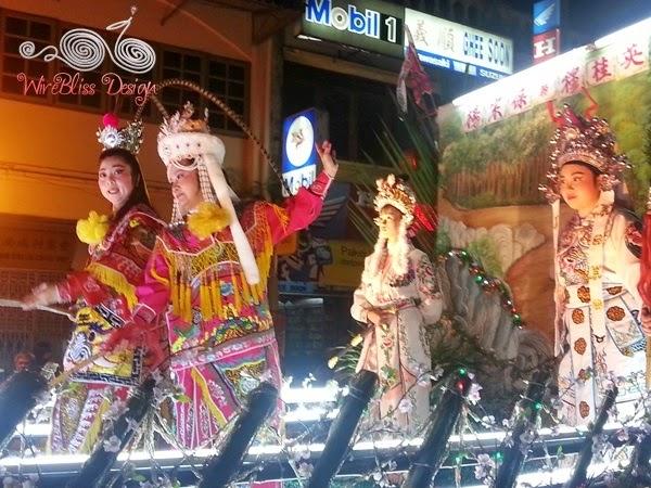 shen ong kong parade dancers - wirebliss