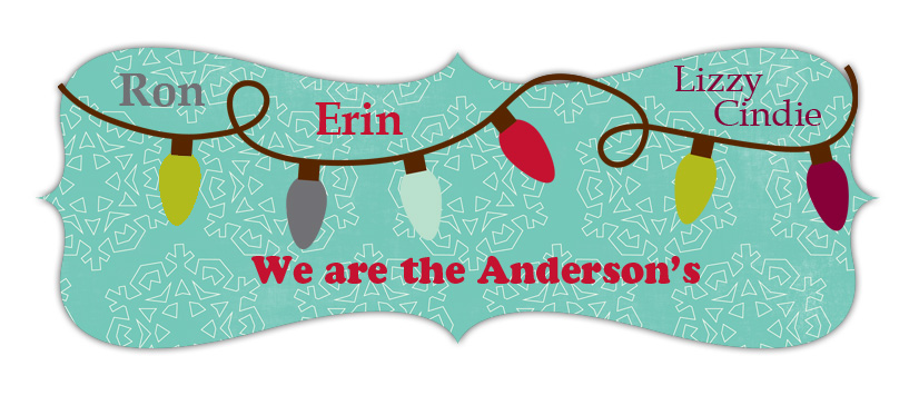 We are the Andersons