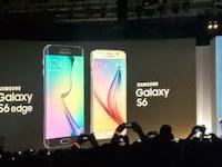 Samsung Galaxy S6 dan Samsung Galaxy S6 Edge Resmi Rilis