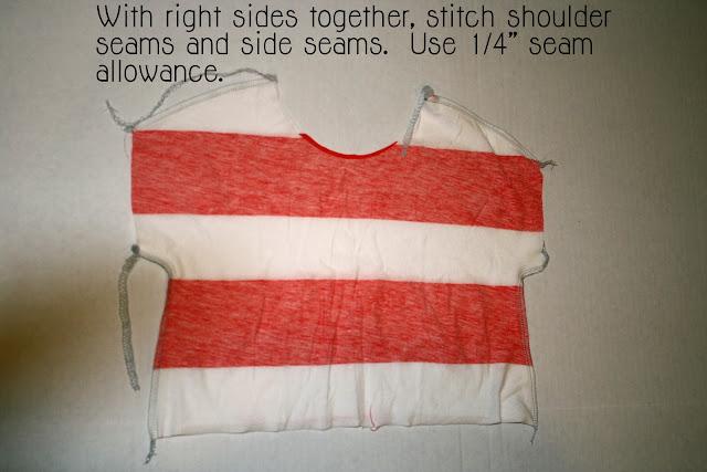 Как сшить простое платьице для ребенка