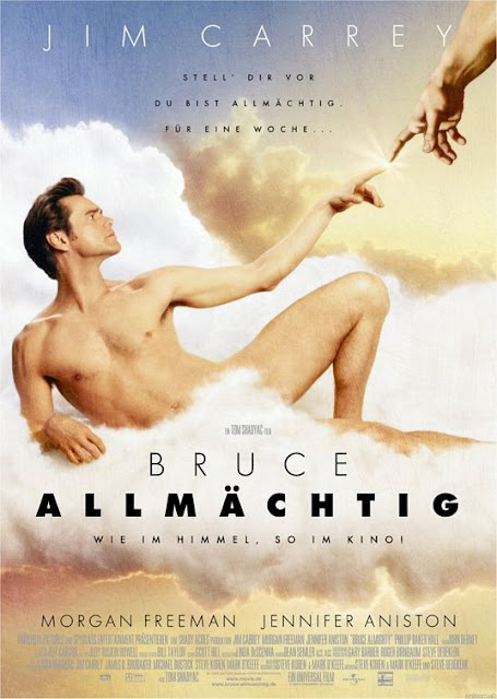 Bruce Almighty 7วันนี้ พี่ขอเป็นพระเจ้า