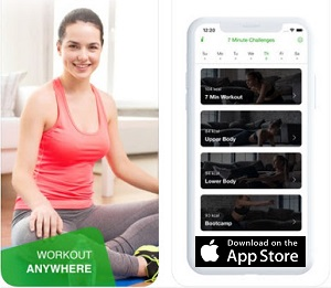 Fitness App of the Week - A 7 Minute Workout Challenge