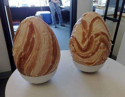 Bacon Sculpture
