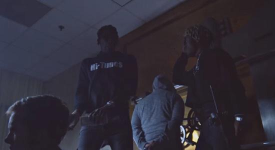 Young Thug - Big Racks (Feat. Lil Uzi Vert) [Vídeo]