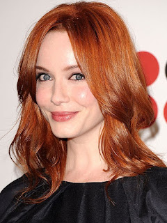 Red Hair Color Shades Hairstyle