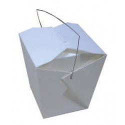 Plain Take-out Box