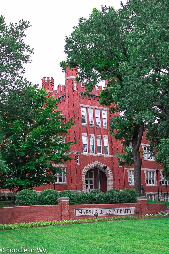 Old Main Marshall University Huntington, WV
