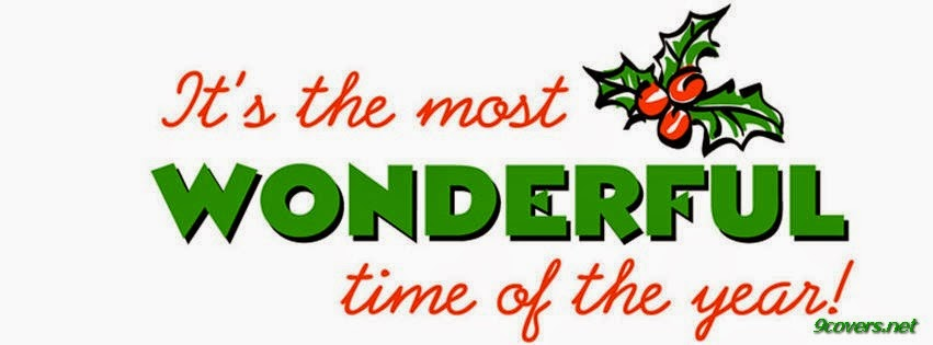Most Wonderful Time Of The Year Cover Photo