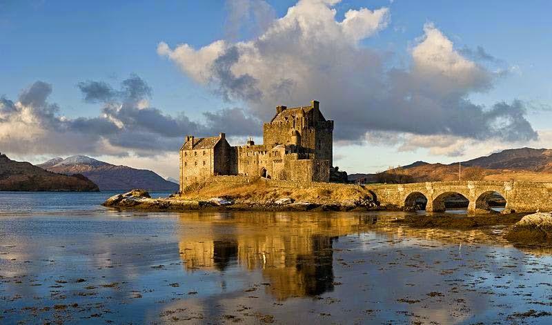 Eilean Donan Castle - Dornie (Scozia)