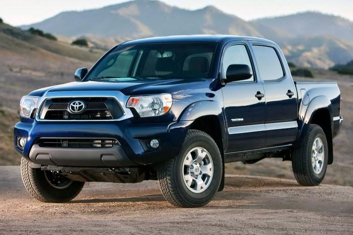 New 2015 Toyota Tacoma Double Cap