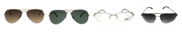 Kacamata Gaya Pria