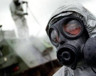 غاز السارين - سلاح كيميائي فتاك