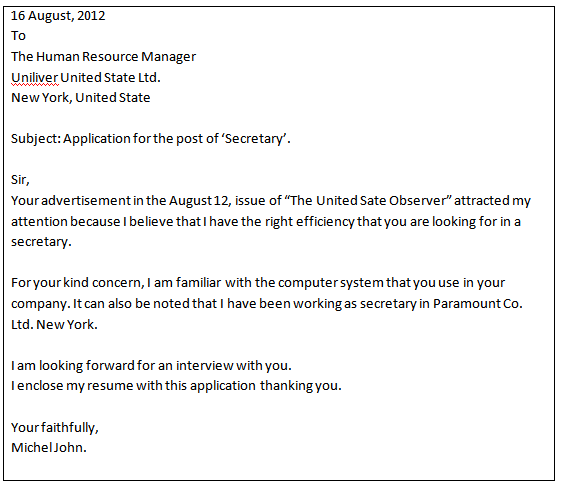 application letter for the post of human resource manager 2018-8-14  human resource management  an hr manager is the title character in the 2010 israeli film the human resources manager,  hr professionals can post.