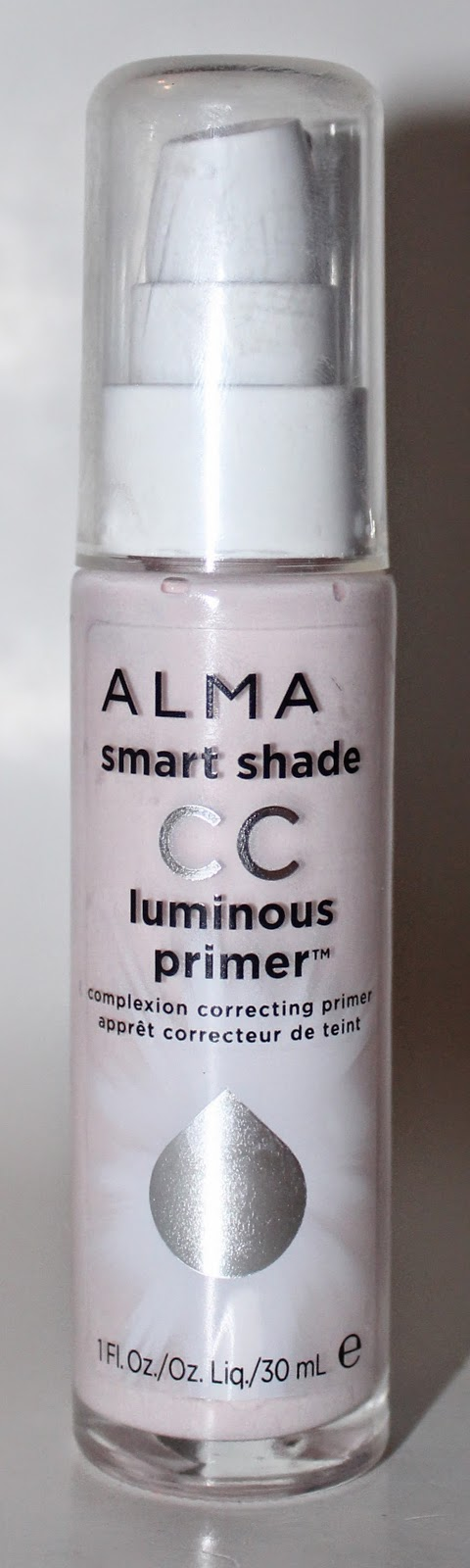 Almay Smart Shade Luminous CC Primer