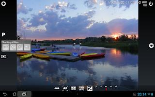 Camera FV-5 - Aplikasi Android untuk membuat Foto DSLR