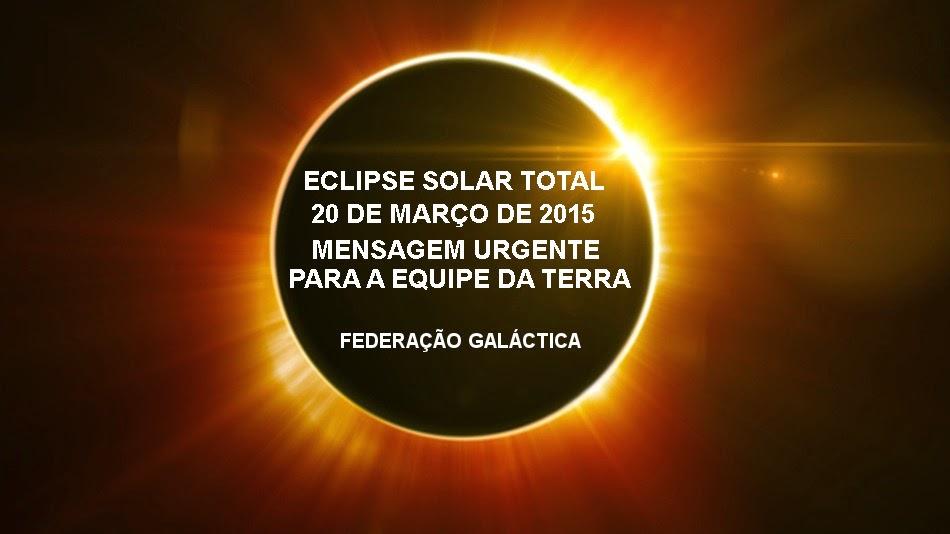 Eclipse Solar Total - 20 de Março de 2015
