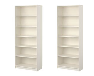 Biblioth que hack ik a billy au 303 home deco - Ikea meuble bibliotheque ...
