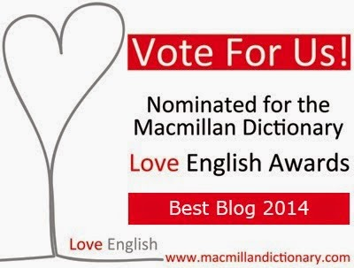 Nominee - Best Blog 2014 - Love Awards