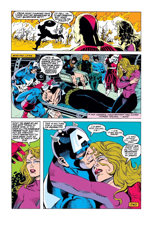 Captain America (1968) Issue #410 #359 - English 22