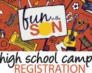 high school camp ONLINE registration