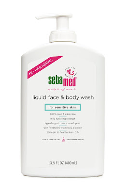 Sebamed, hypoallergenic, Body Wash, Gentle Soap, Dry Skin