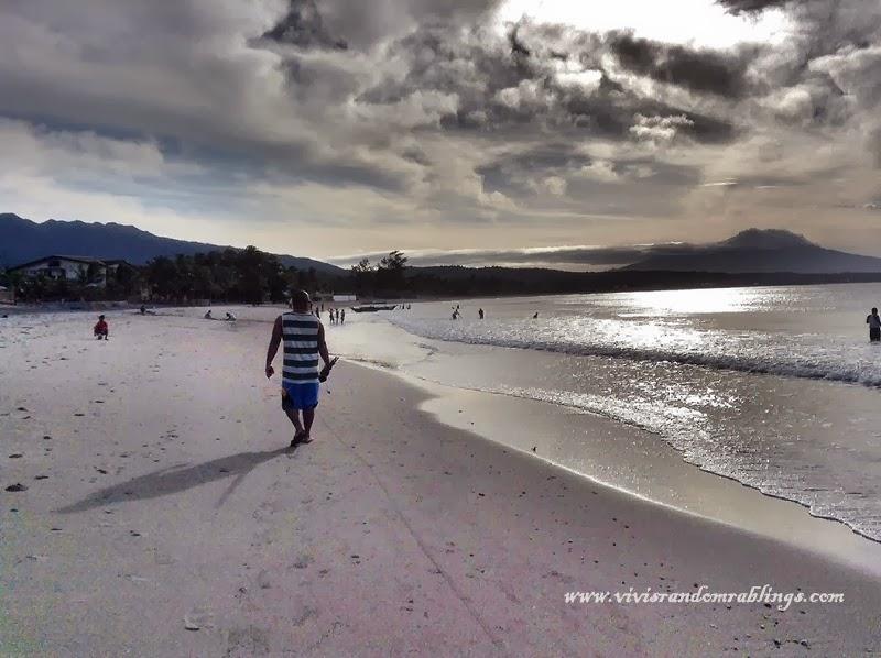 Moron Beach, Bataan