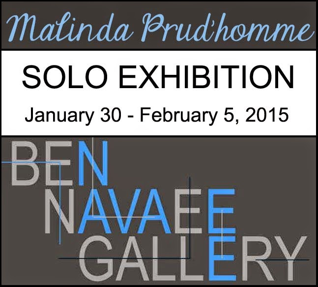 malinda prudhomme, ben navaee gallery, solo exhibition, toronto artist, toronto art, queen east, portrait artist, original artwork