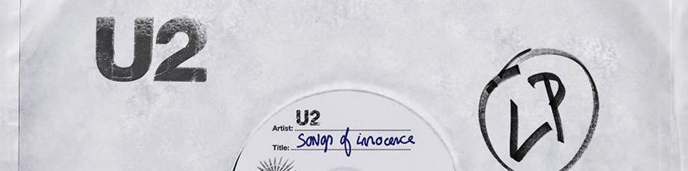 U2's Songs of Innocence lyrics