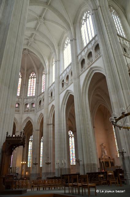 Le Voyage à Nantes - cathédrale