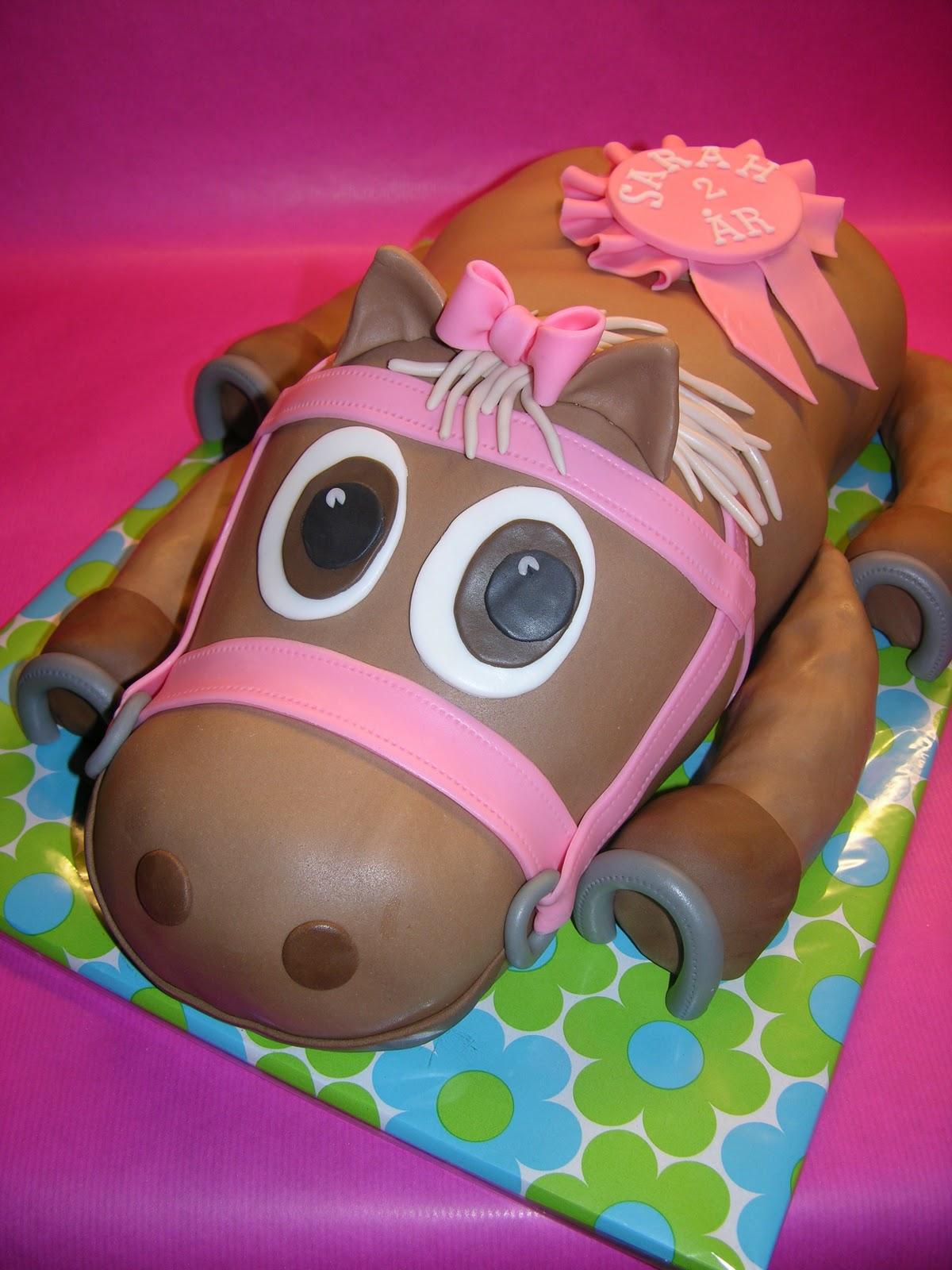 Horses Toys For Girls Birthdays : No ordinary cake hyp hurraaaa