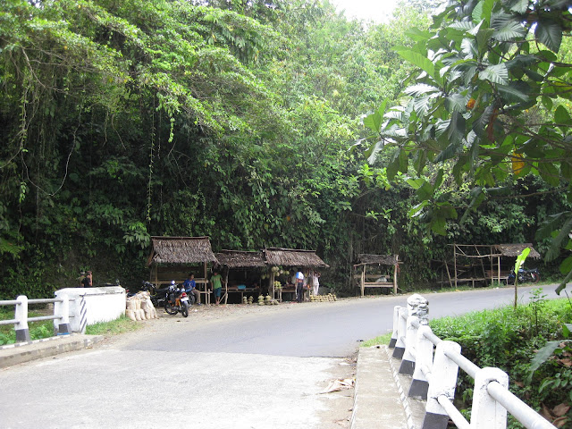 jembatan bolong mamuju sulawesi barat