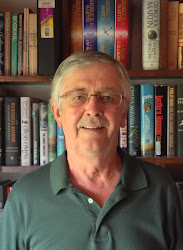 Rick O. In His Library