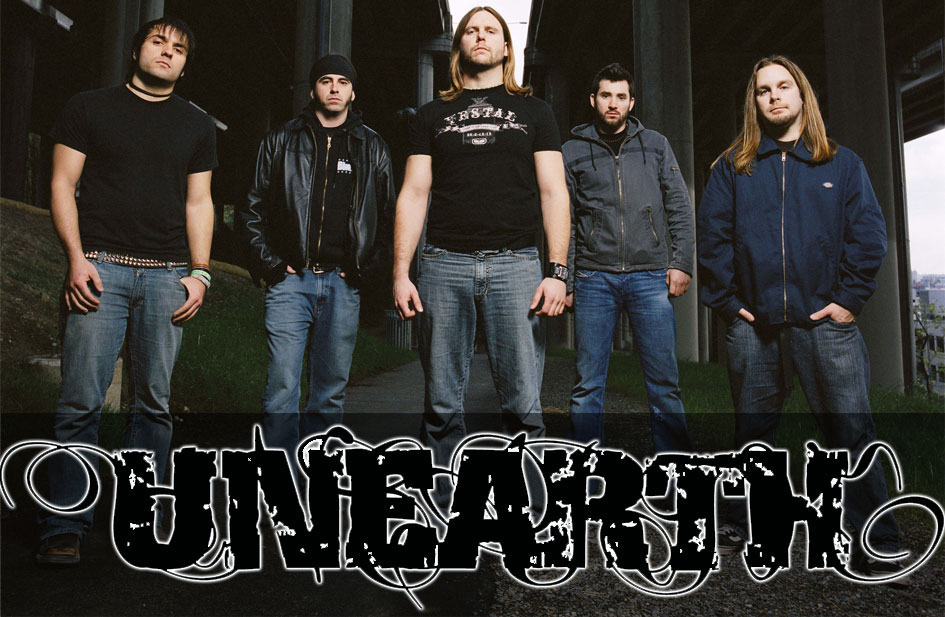 UNEARTH turns Darkness Into Light