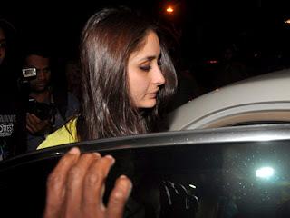 Kareena kapoor kapoor at premiere of Agent vinod