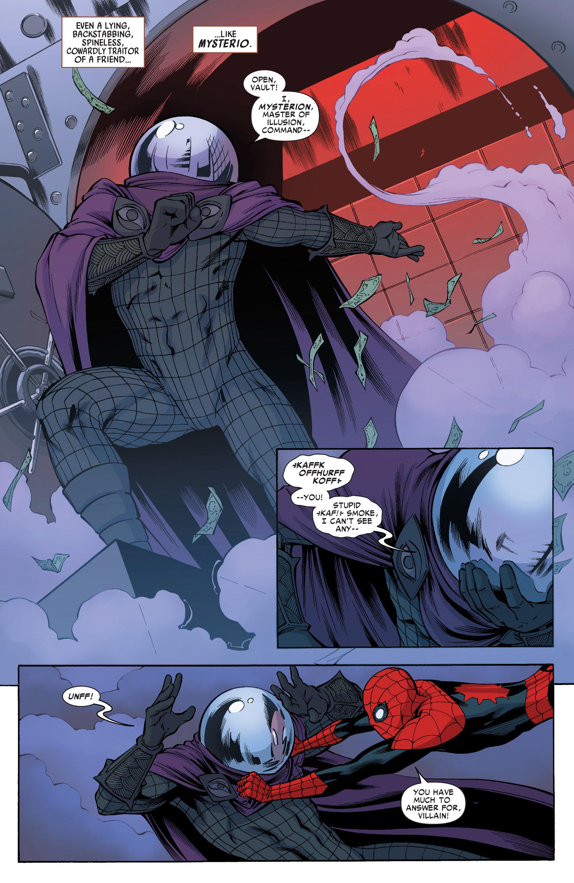 Avenging Spider-Man #23 #25 - English 6