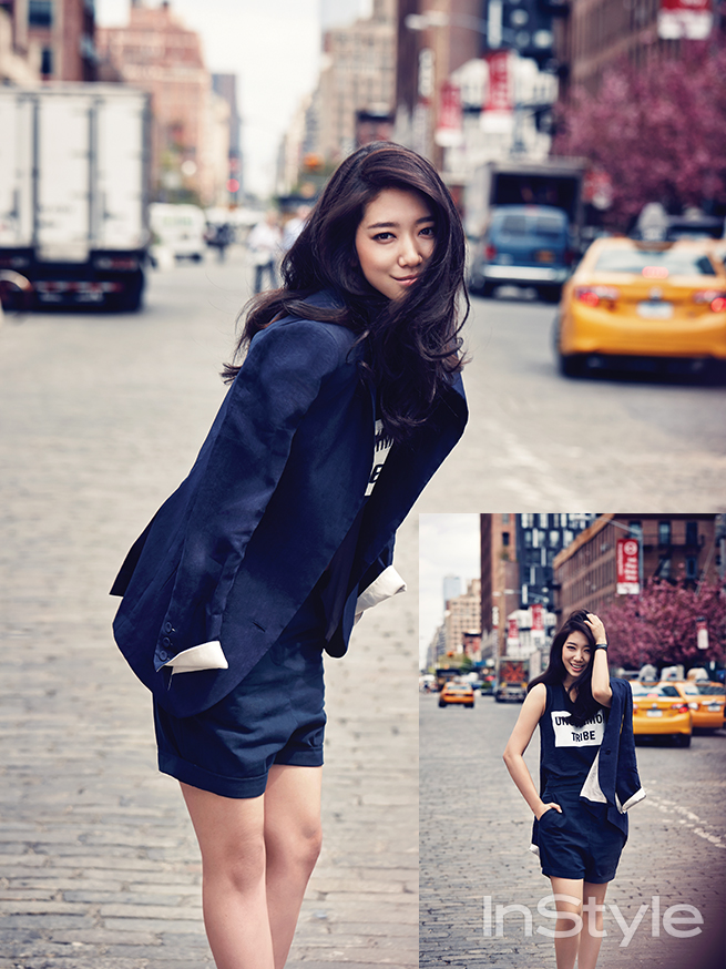 Eye Candy Park Shin Hye For Instyle Rolala Loves