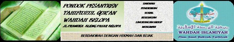 Wahdah Luwu