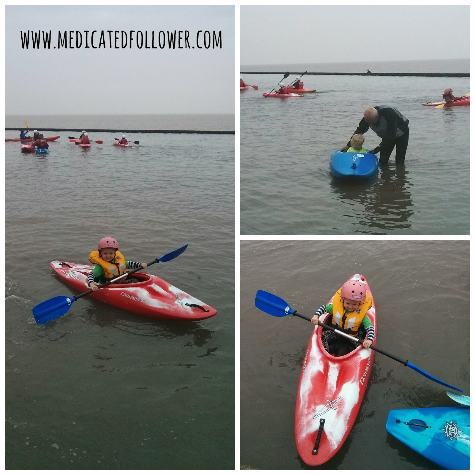 Clevedon Marlens Festival - The Sailing Club - Kayak