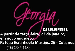 Geórgia Cabeleireira em novo endereço