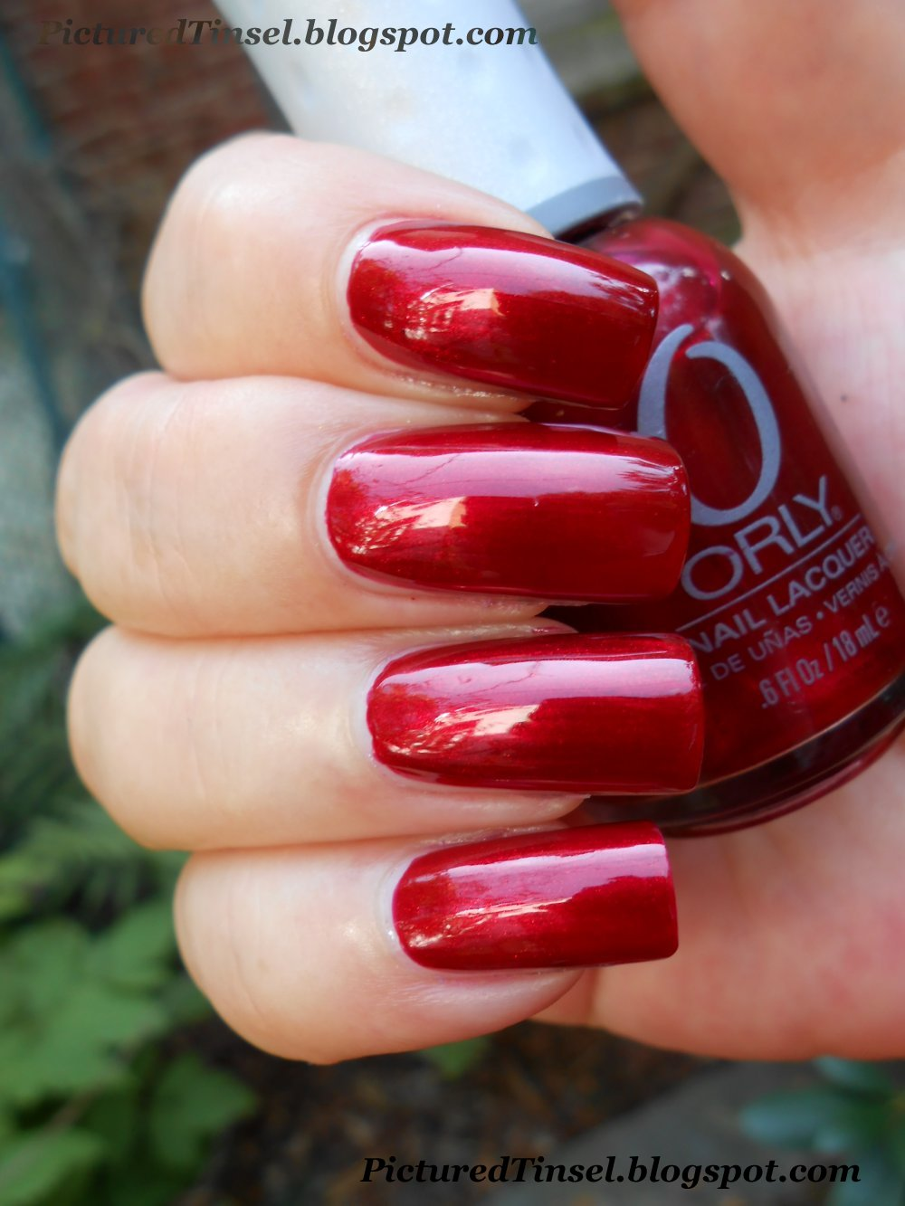 PicturedTinsel: Orly Torrid - Naughty Or Nice Collection