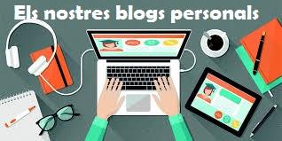 Els nostres blogs personals