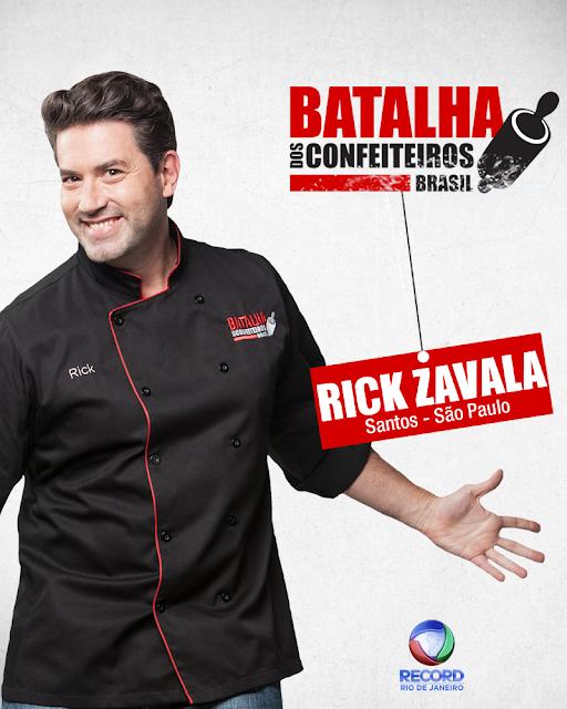 Batalha de Confeiteiros: Marcia ou Rick? Quem leva o prêmio? (foto: R7)