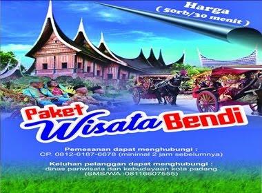 Iklan Pariwisat Kota Padang